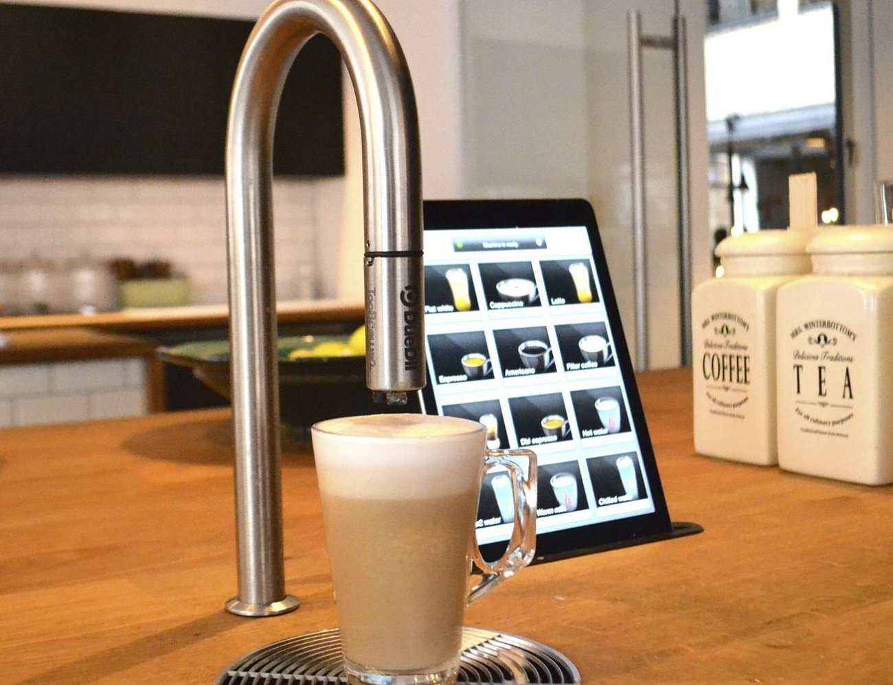 Scanomat Topbrewer