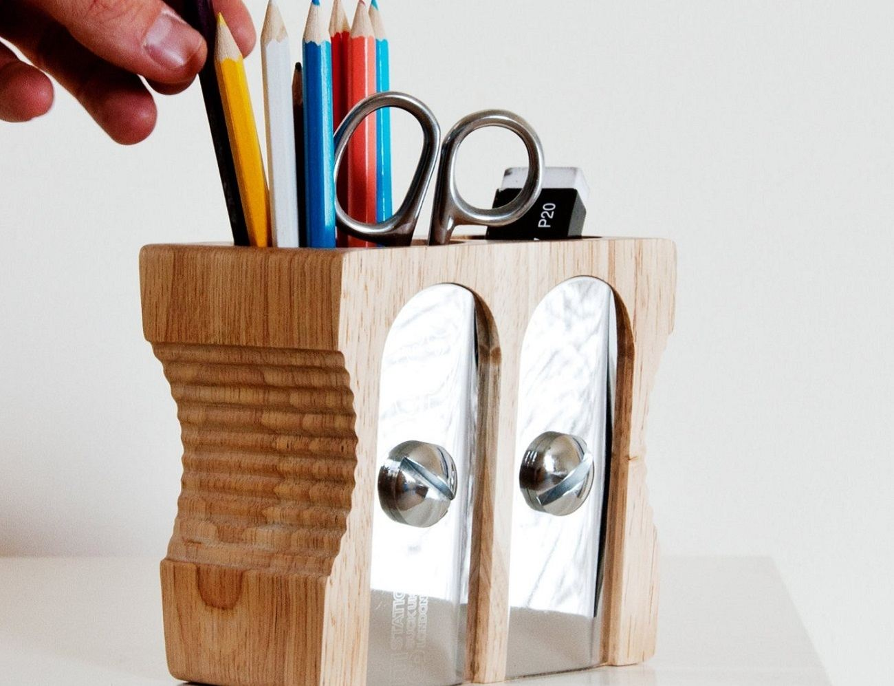 Sharpener Desk Tidy Deluxe