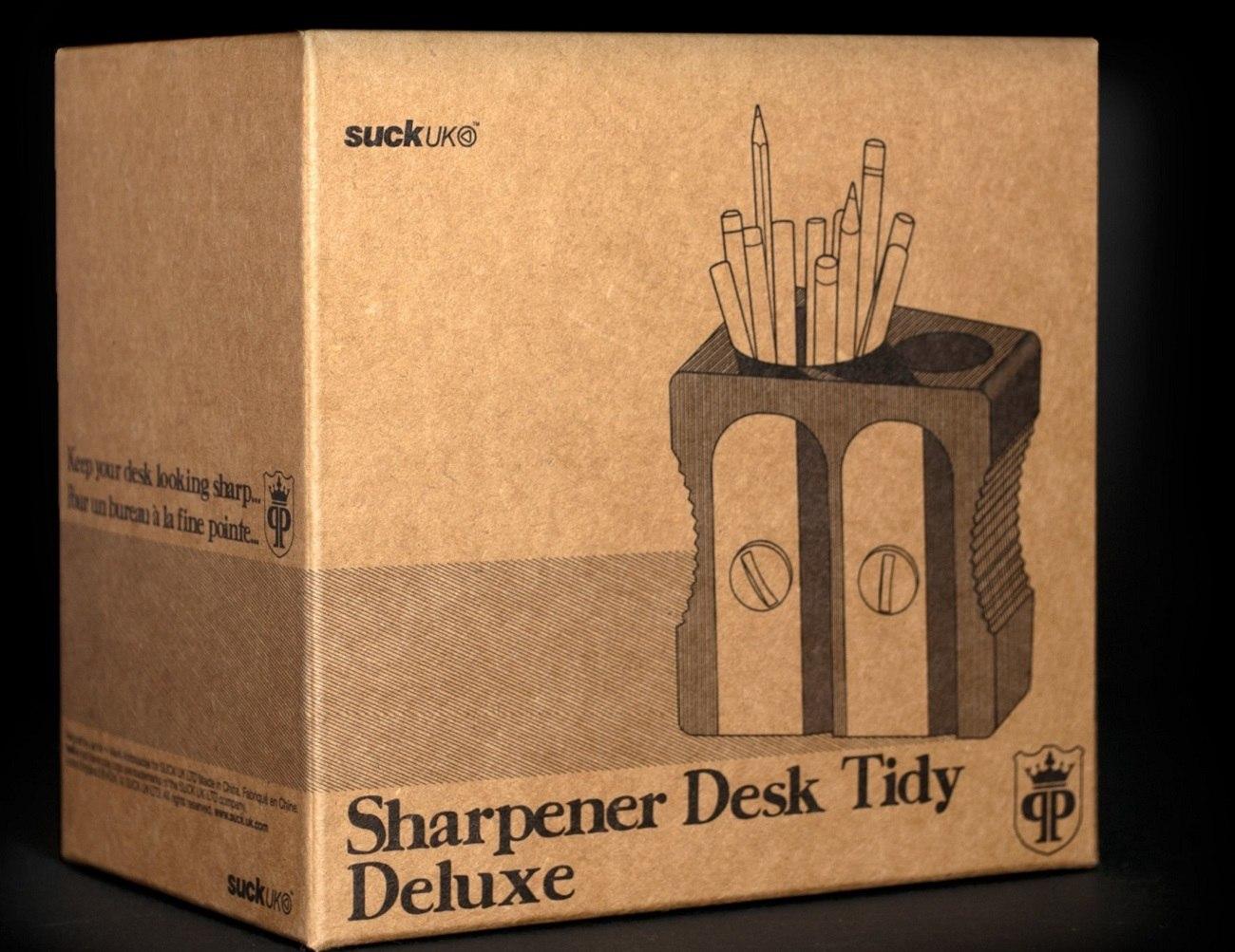 Sharpener Desk Tidy Deluxe