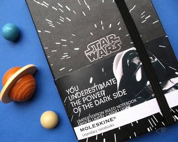Star Wars Moleskine Limited Edition
