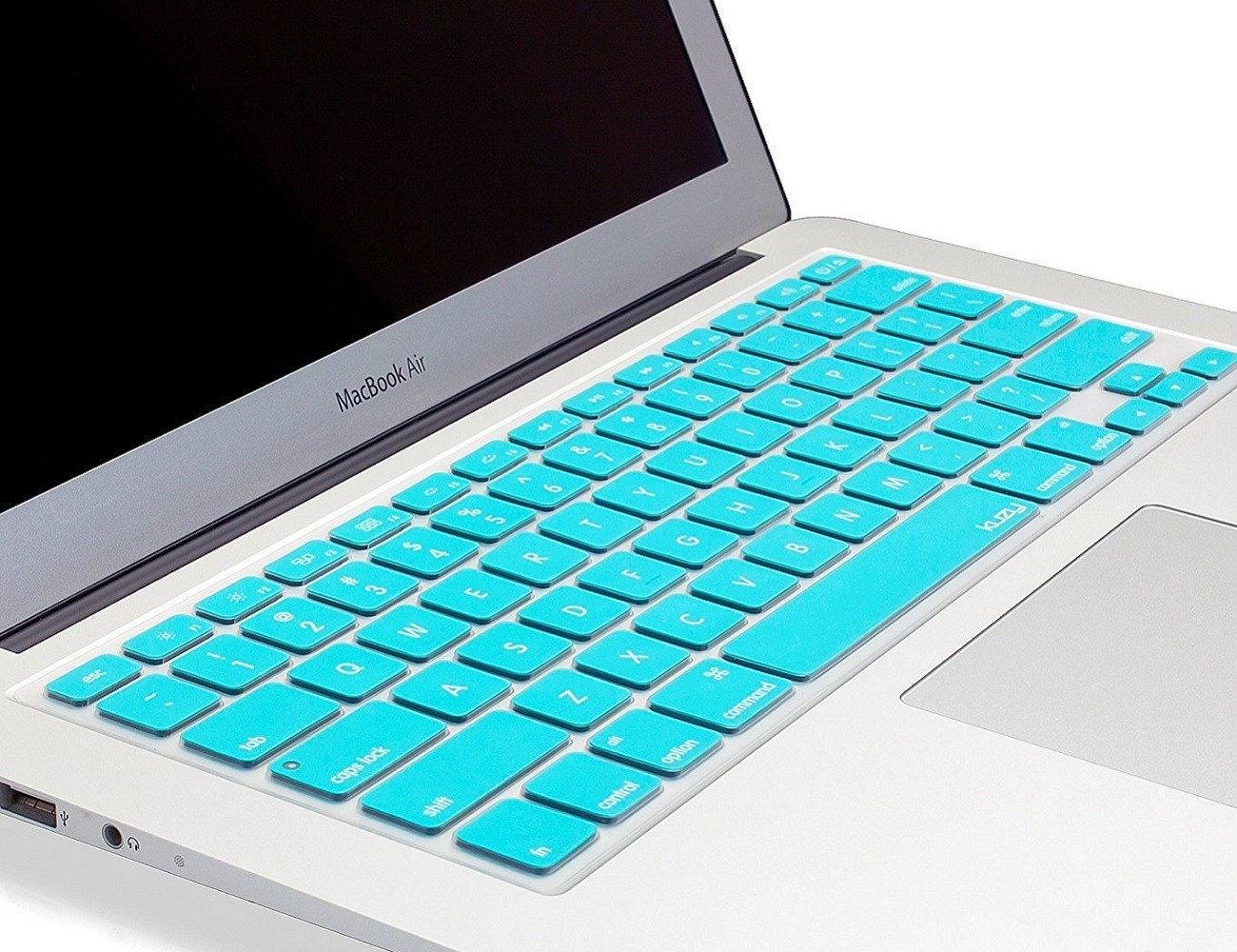 timeless design 79155 1a5a4 Turquoise Apple Keyboard Cover