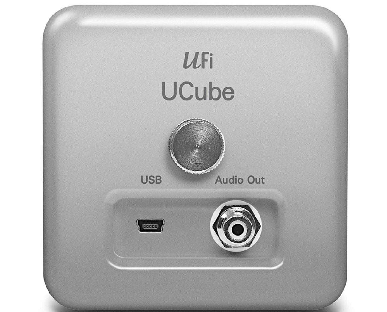 UFi UCube Speakers
