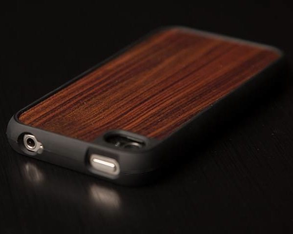 Walnut Wood iPhone 4:4s Or 5