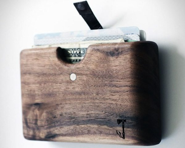 Wood Wallet By Slim Timber