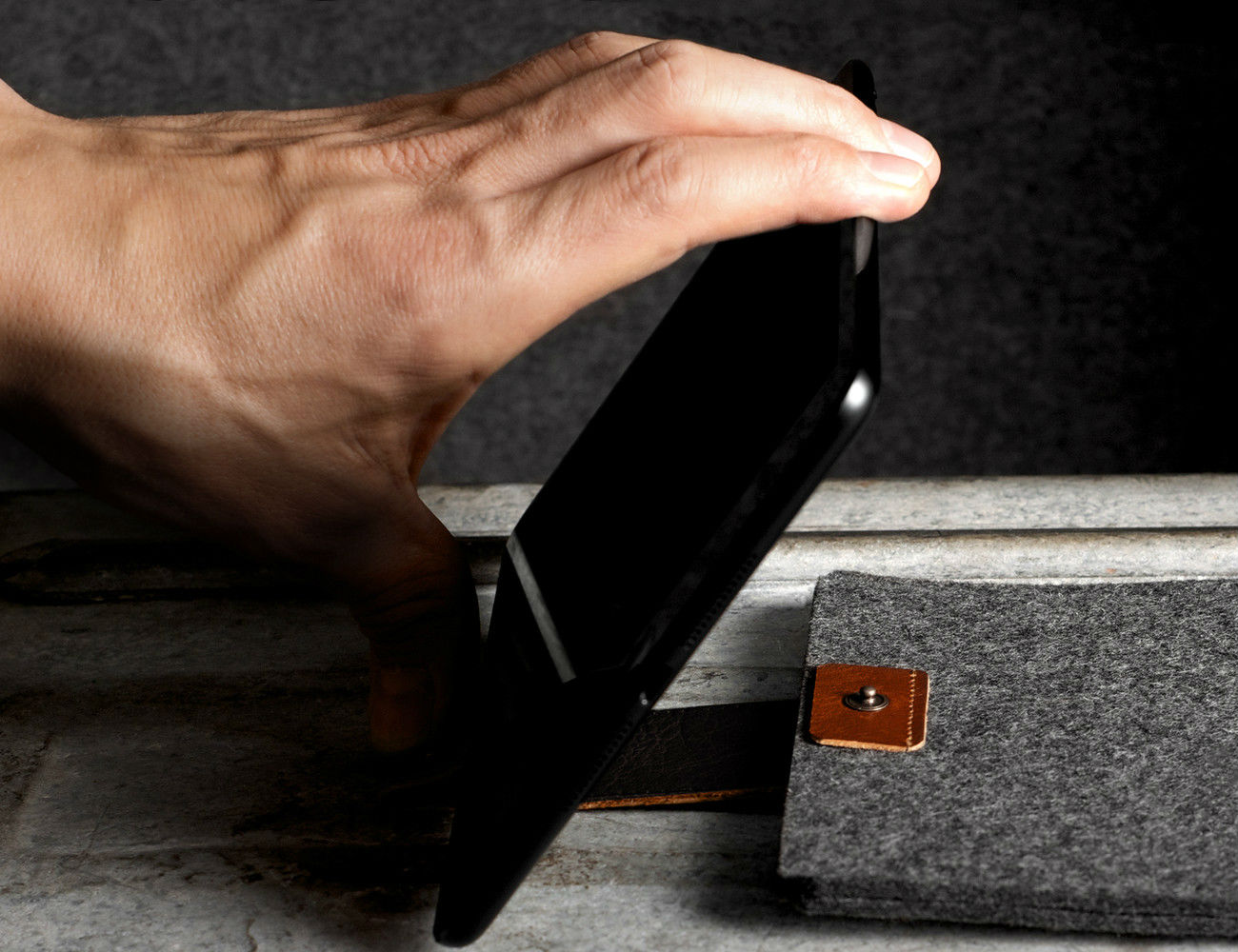 iPad Mini Case By Hard Graft