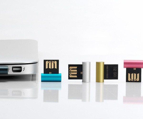 Apotop – Aluminium USB 2.0 Flash Drive