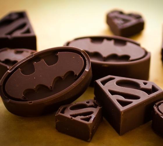 Batman Chocolate Platform