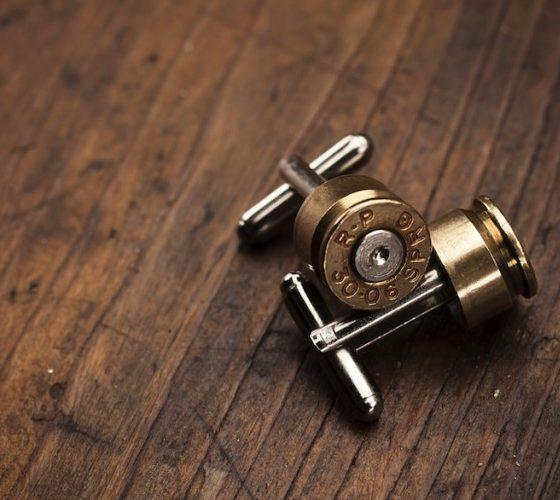 Bullet+Cufflinks