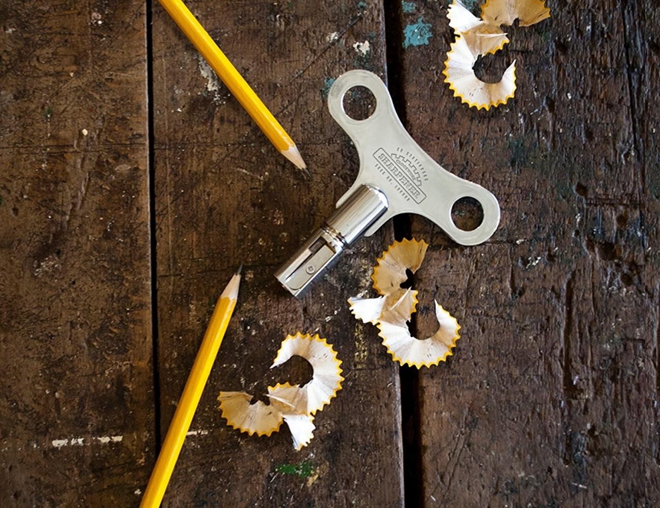 Clockwork Sharpener