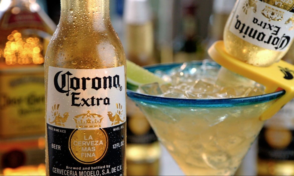 Coronita Rita Bottle Holders