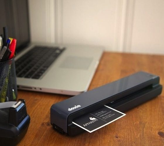 Doxie One Paper Scanner Review » The Gadget Flow