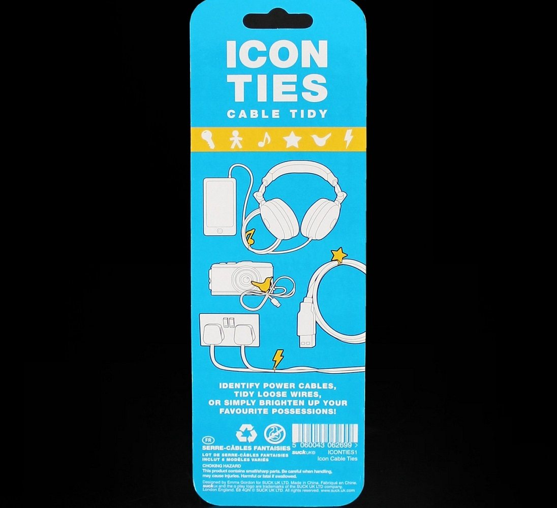 Icon Ties By Cable Tidy