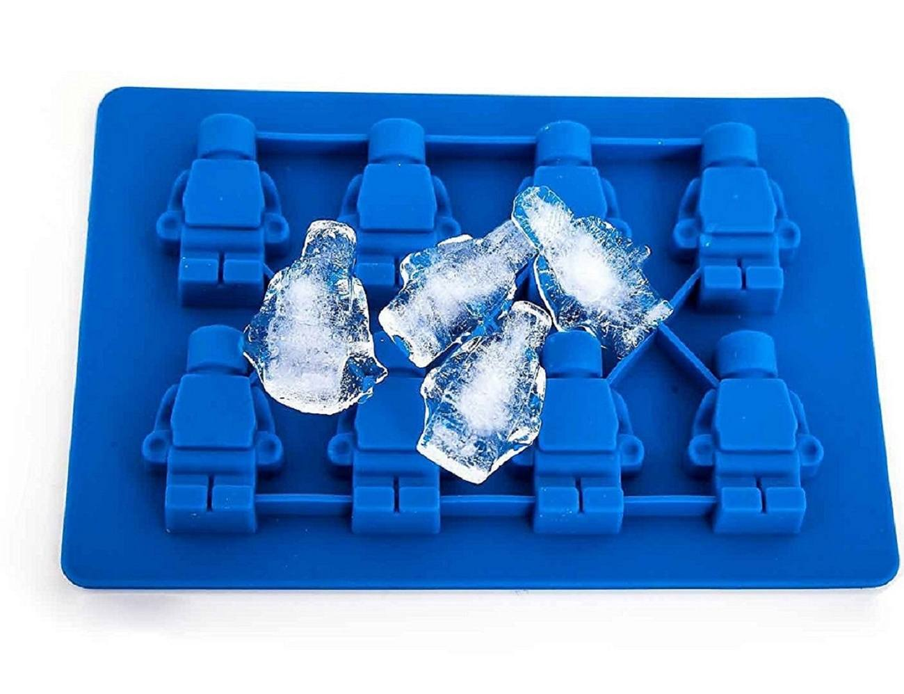 Lego Man Ice Cube