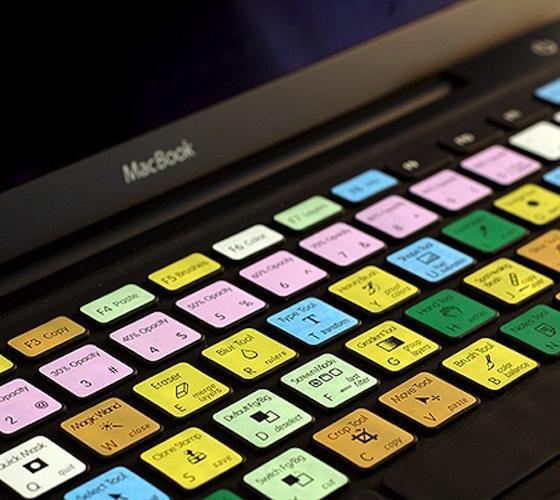 Photoshop Apple Keyboard Skin