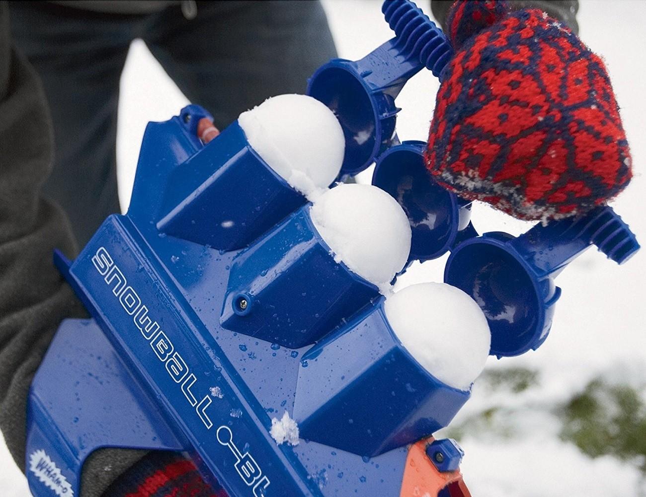 SnowBall+Blaster