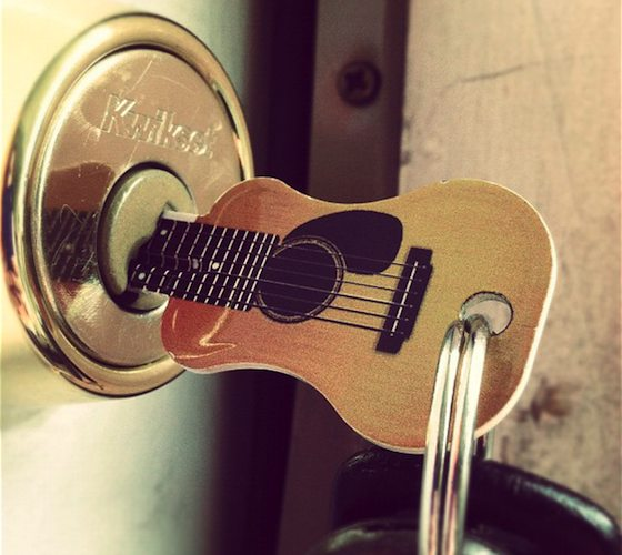 Acoustic+Guitar+Key