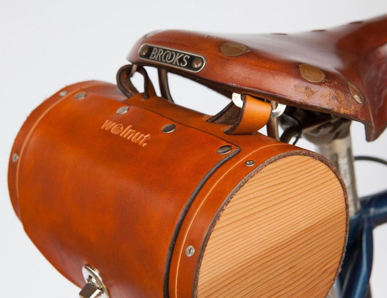 Bicycle Seat Barrel Bag