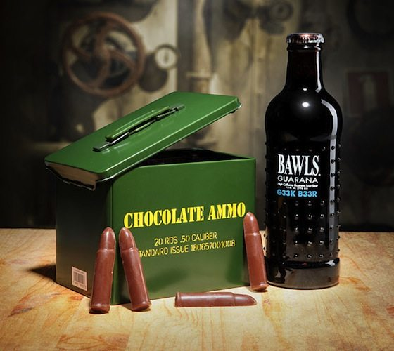 Chocolate+Ammo+Candy+Making+Kit