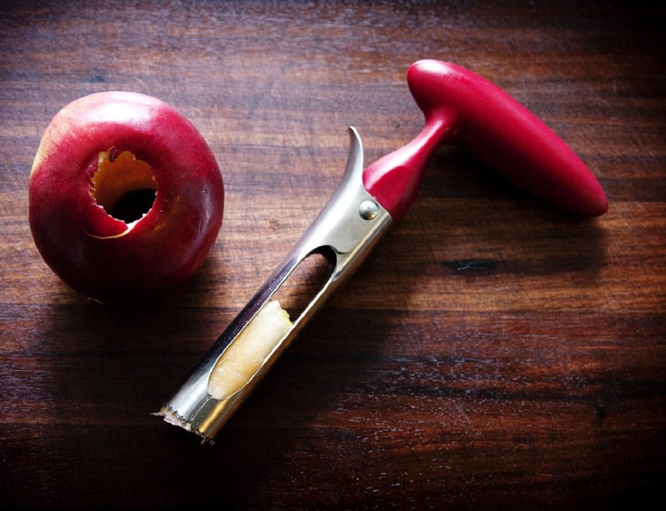 Приспособление для удаления сердцевины из яблока - Варенье из яблок Рецепты варенья из яблок. Всё