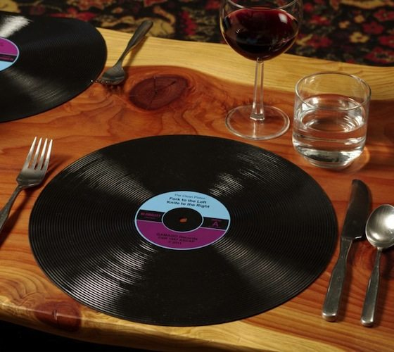 Gamago Record Placemats