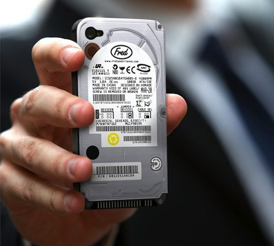 Hard Drive iPhone SE/5s Case
