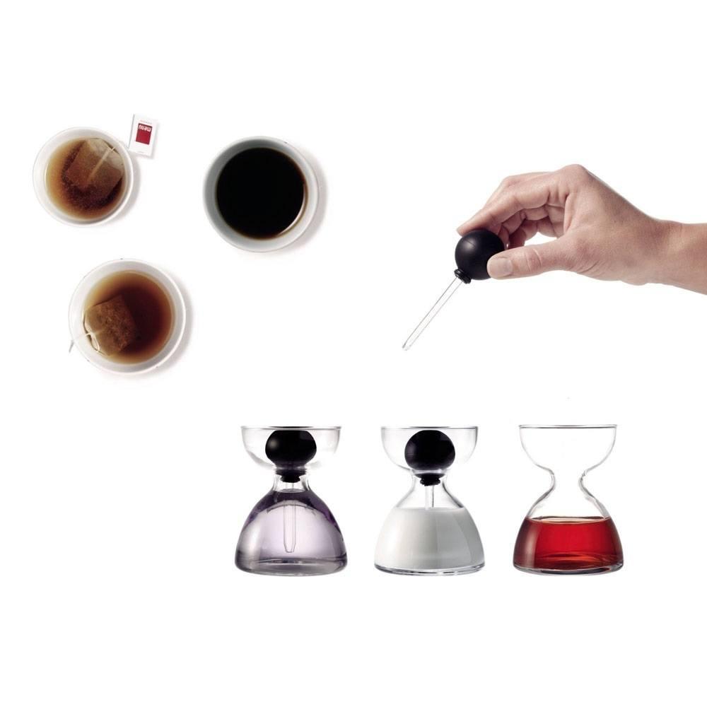 Oil And Vinegar Pipette Glasses