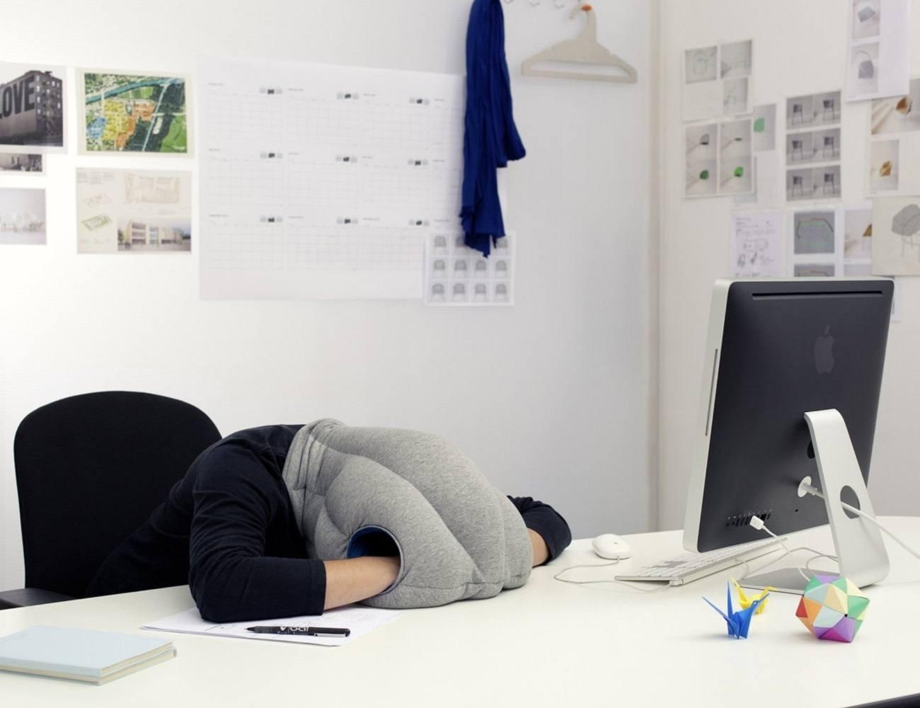 Ostrich+Nap+Pillow