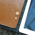 PocoWool Smart Cover iPad Case