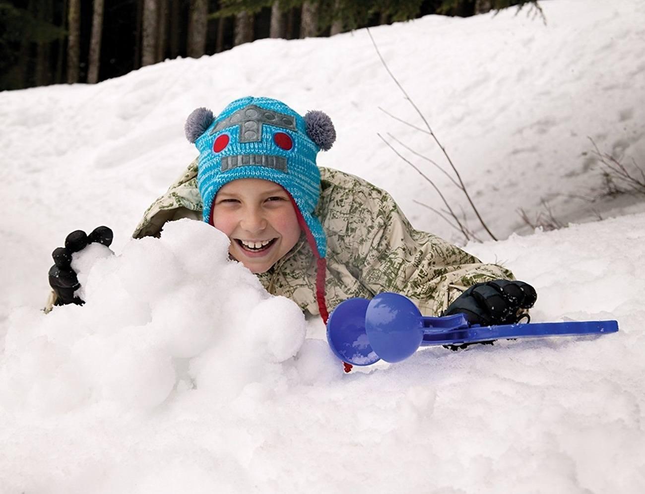 Sno-Baller Snowball Maker