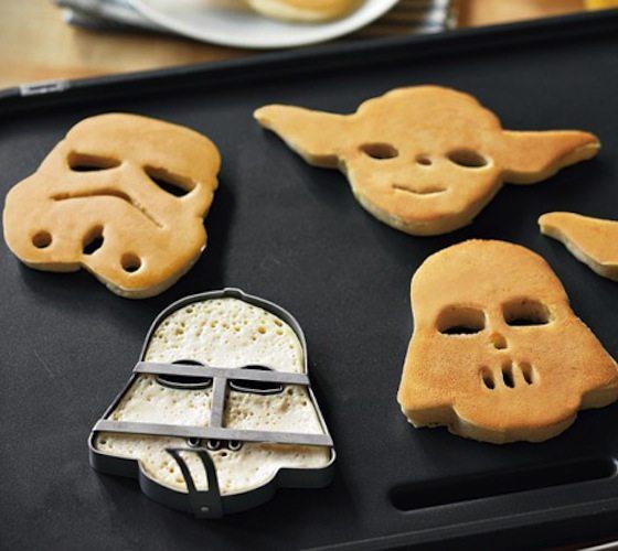 Star Wars Pancake Molds loading=