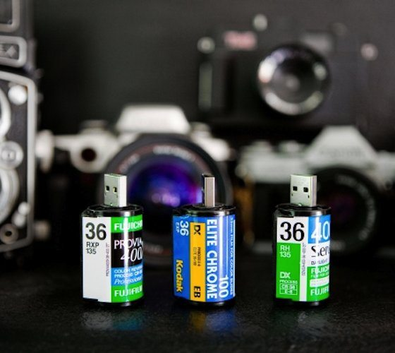 USB Film Roll
