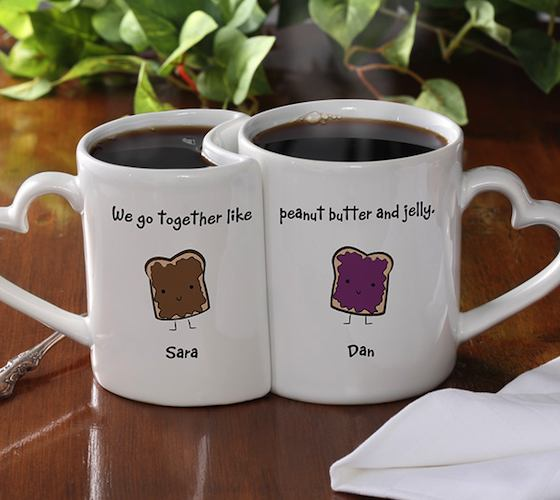 Personalized Mug Set