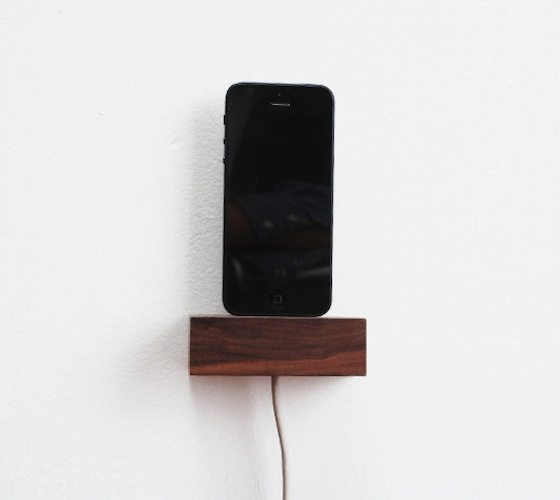 iPhone SE/5s Shelf by Allied Maker