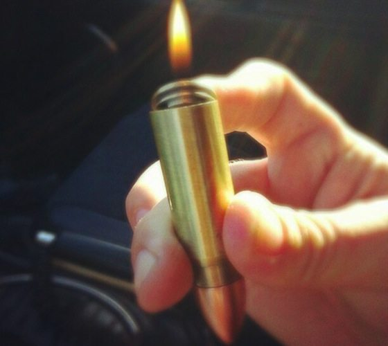 Bullet+Lighter