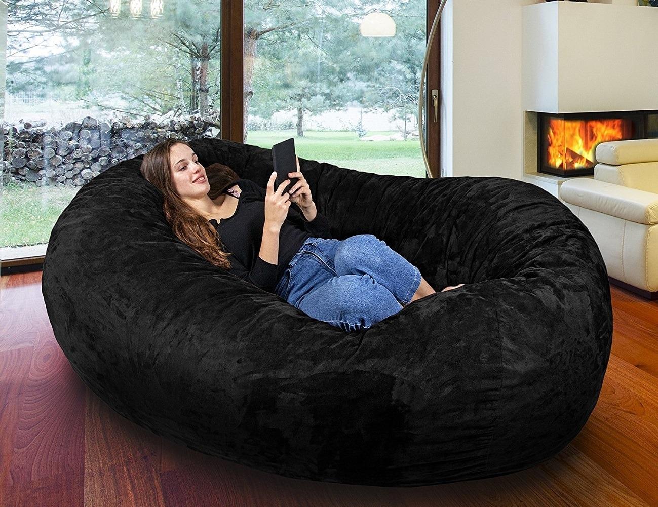 Comfort Research 6-Foot XL Fuf in Comfort Suede