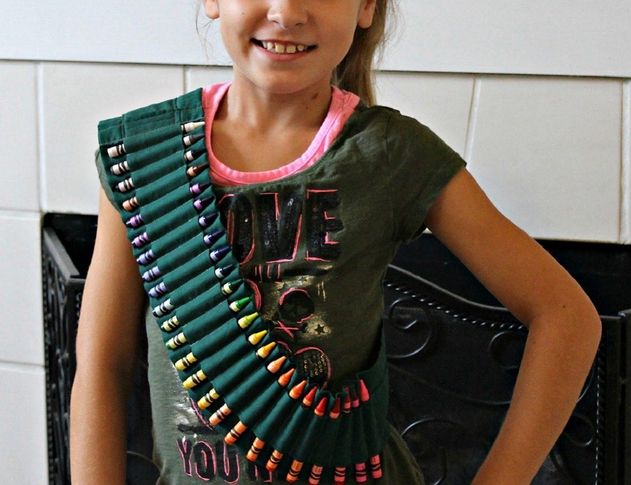 Crayon Ammo Belt