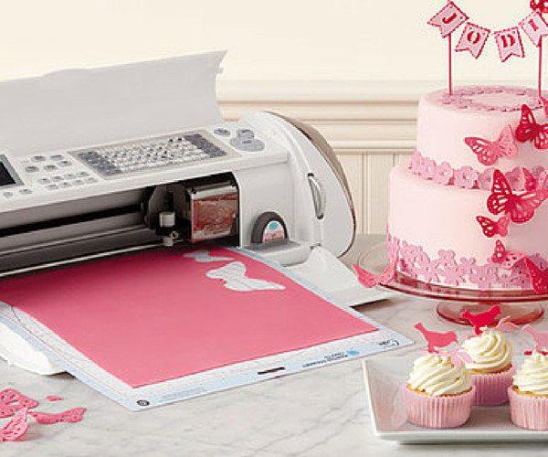 Cricut Cake Personal Electronic Cutter Machine