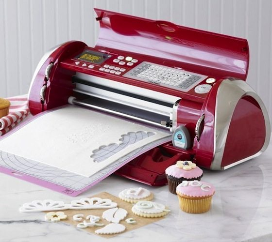 New Cake Decorating Gadgets : Cricut Cake Personal Electronic Cutter   Gadget Flow