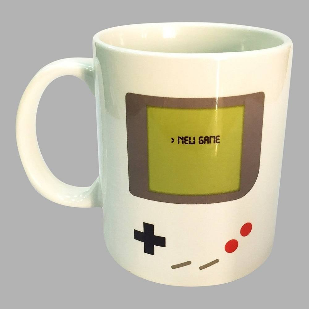 Gameboy Coffee Mug loading=
