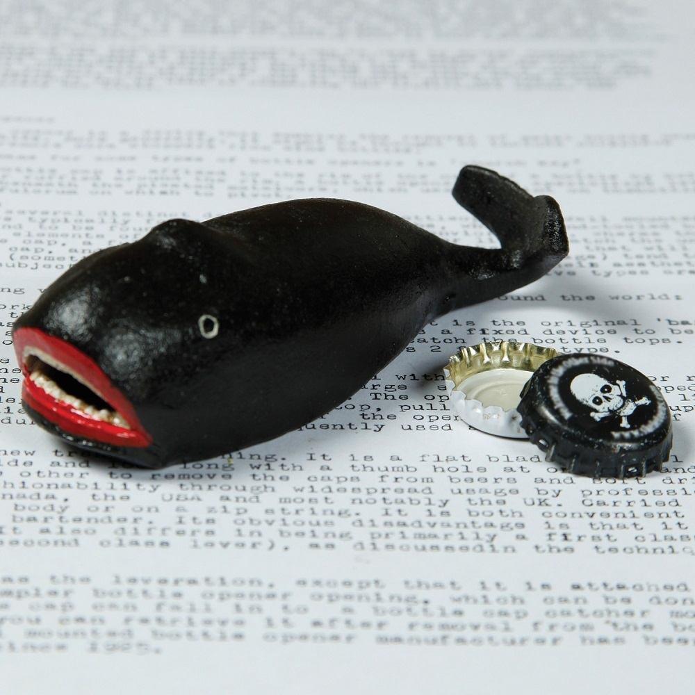 HomArt Whale Bottle Opener