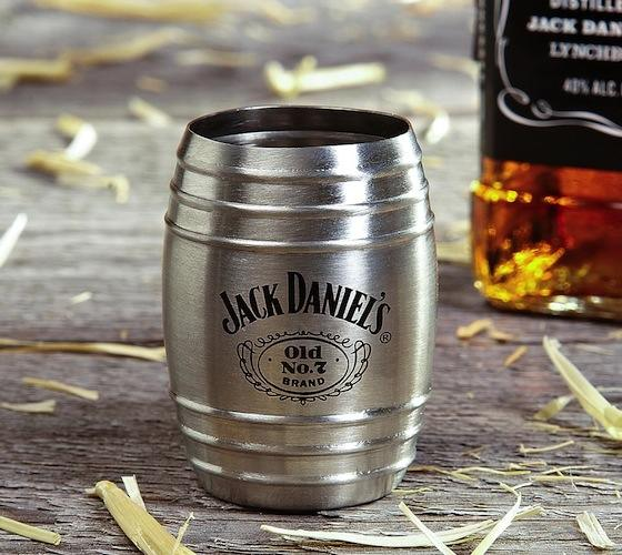 Jack Daniels Single Barrel Shot Glass