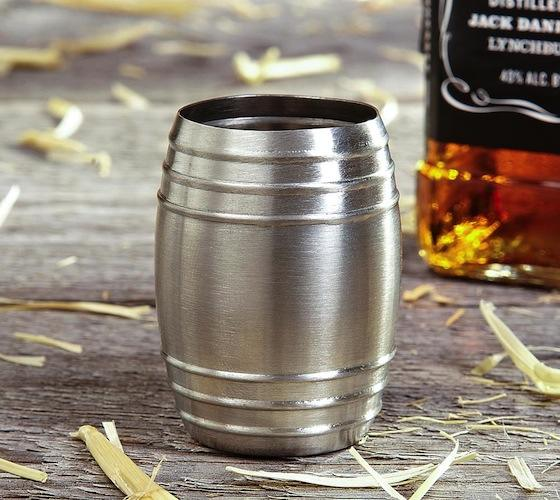 Jack Daniels Single Barrel Shot Glass