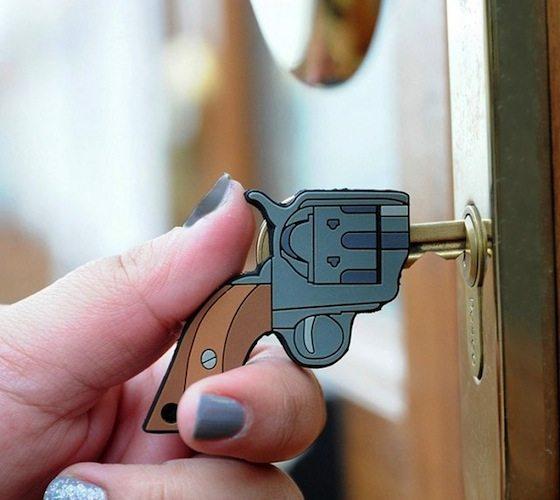 Killer Keys Rubber Key Fobs