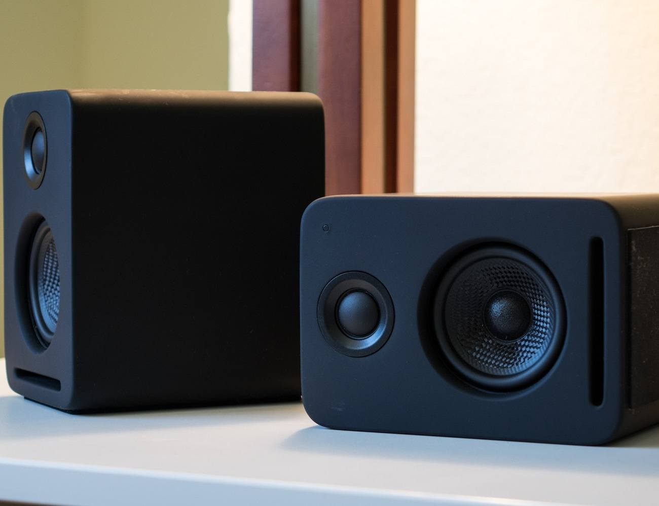 Nocs NS2 Air Monitors V2 Bookshelf Speaker