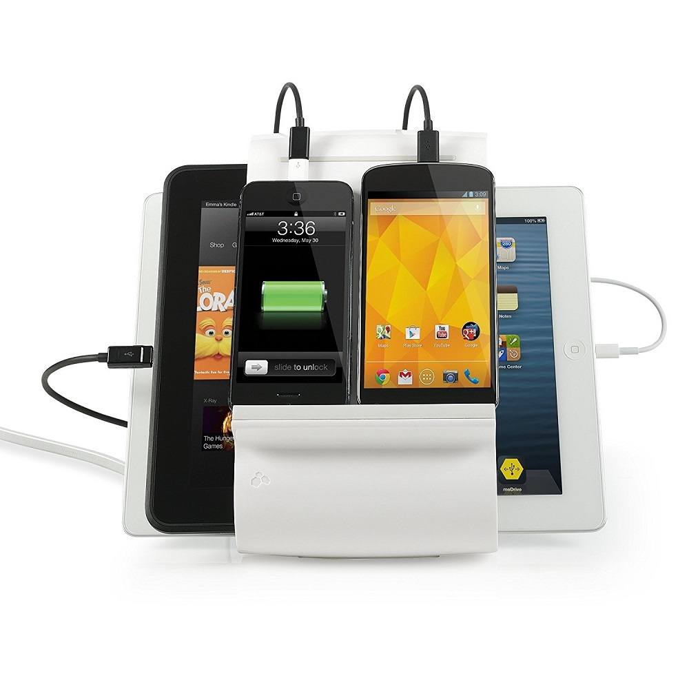 Recharge Station for Multiple iPads