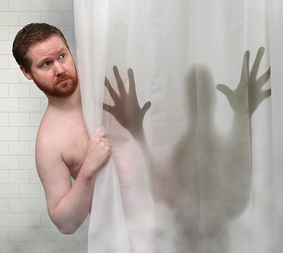 Scary+Shower+Curtain