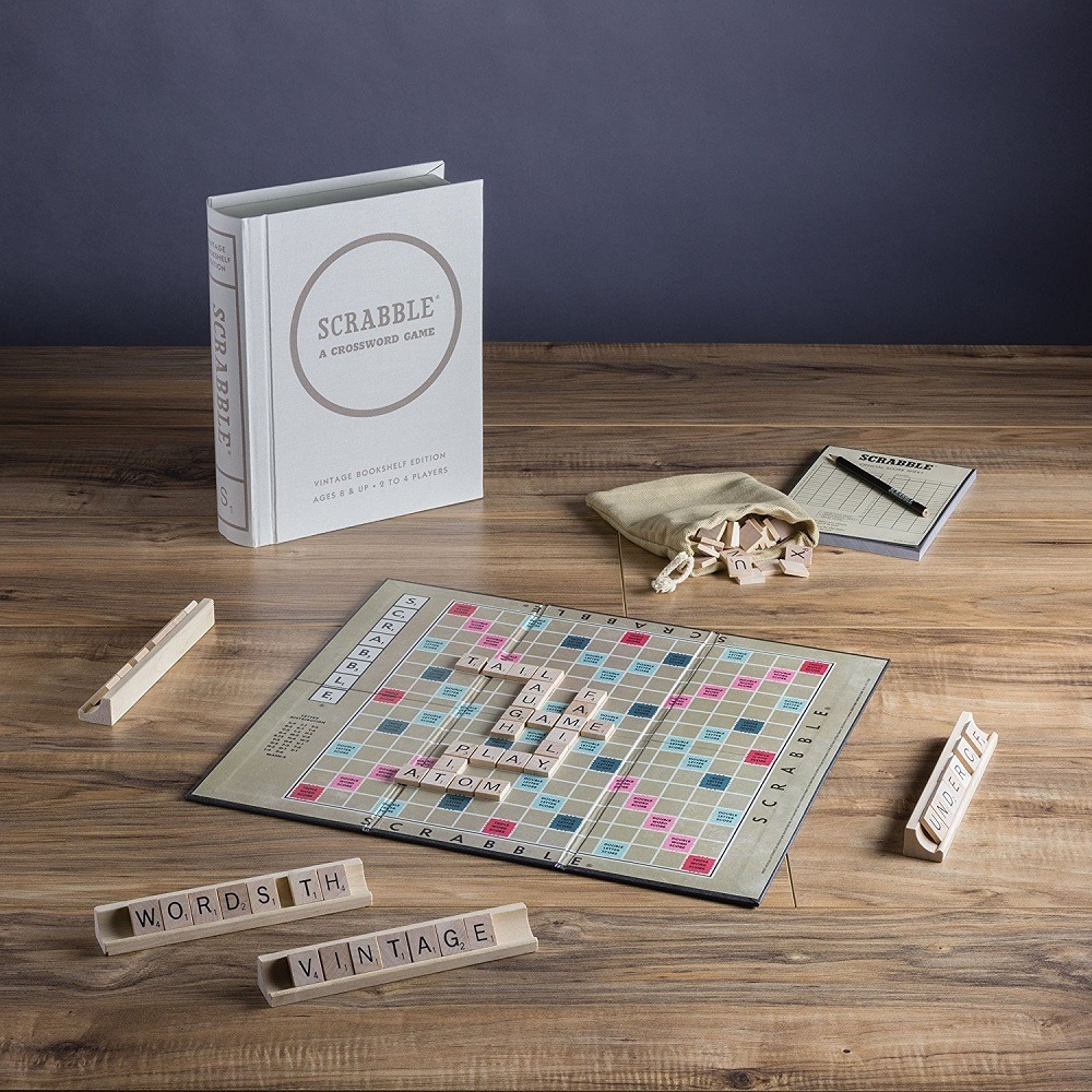 Scrabble+Vintage+Edition