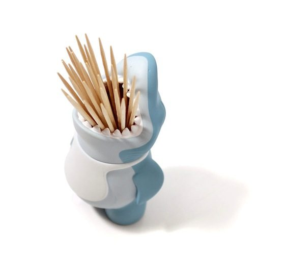 Suck UK Chums Shark Pencil Pot