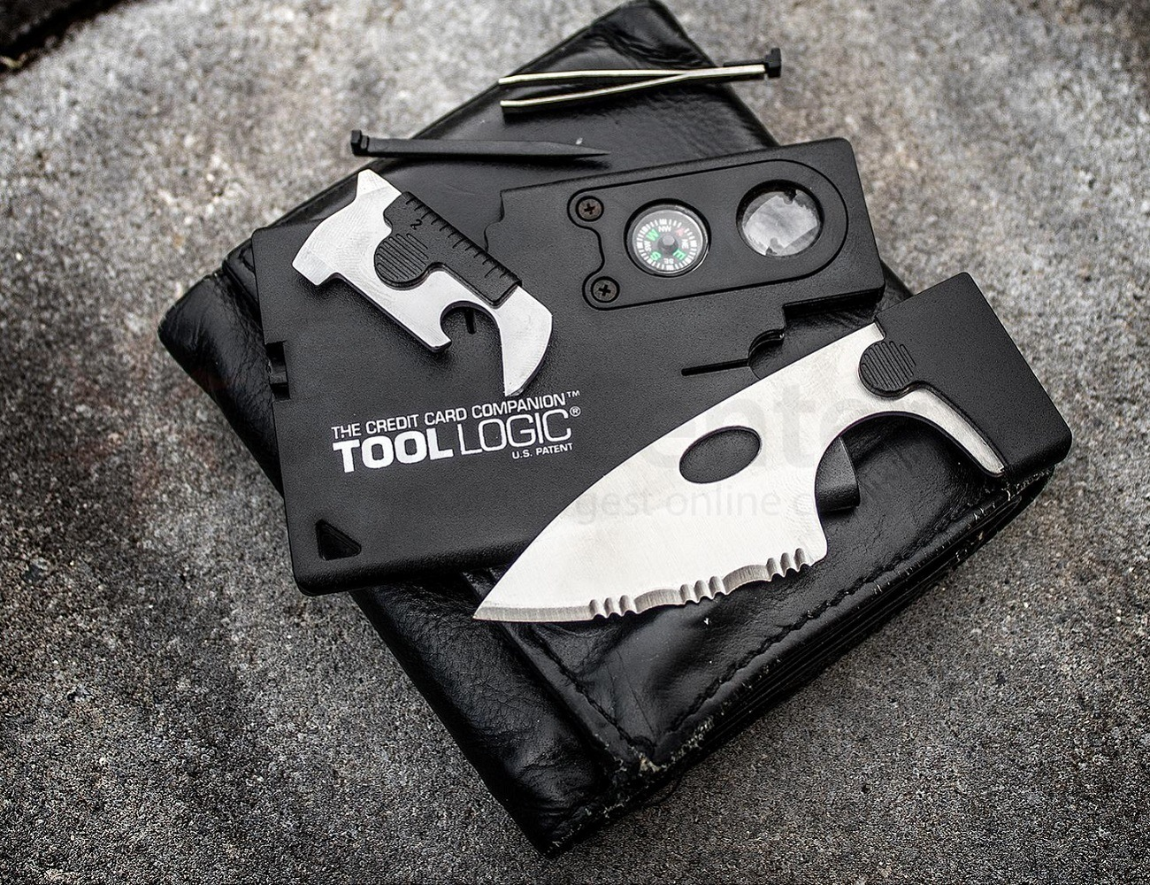 Tool Logic Credit Card Companion