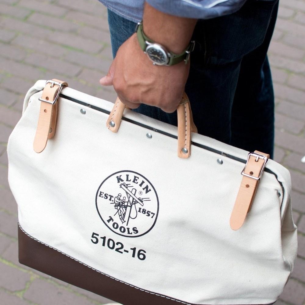 Tough Canvas Tool Bag